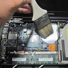 vệ sinh laptop tại nhà