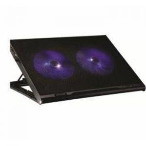 Đế tản nhiệt laptop Shinice N28 (2FAN LỚN) CÓ NÂNG ĐA 125K (Copy)