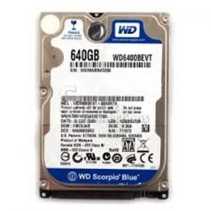 HDD Laptop 500G Western - 5400 rpm cty 700K (Copy)