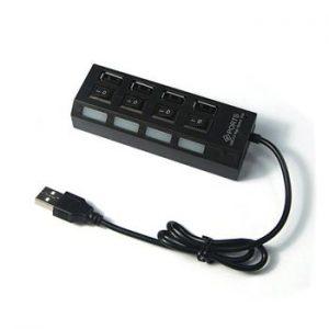 Hub USB 2.0 4 cổng công tắc HU (Copy)