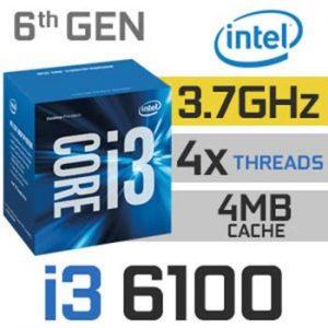 i3 6100 (3M, 3.70 G) box chính hãng 2470 (Copy)