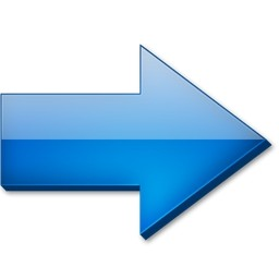 blue right arrow 991